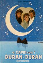 A capri con i duran duran forte editore book wikipedia italy VICKY MASPRONE