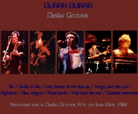 Cedargrooveback