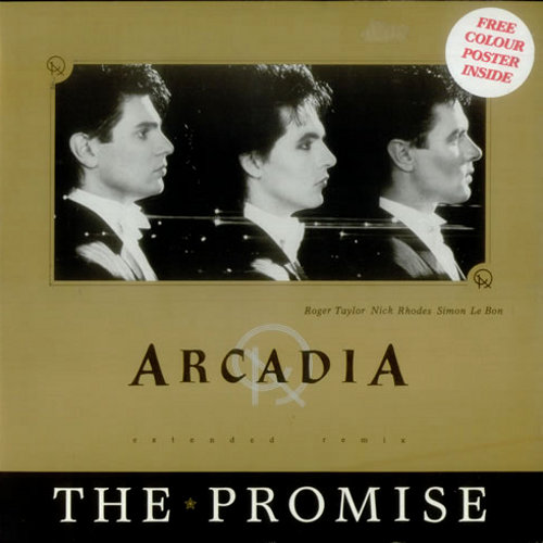 The Promise Uk 12 Nsr 2 With Poster Duran Duran Wiki Fandom
