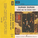 126 seven and the ragged tiger album duran duran EMI-VECEMI · PORTUGAL · 1654544 K discography discogs wiki