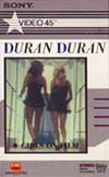 Z5 GIRLS ON FILM · HUNGRY LIKE THE WOLF BETA · EMI MUSIC VIDEO - SONY · USA · No cat wikipedia duran duran