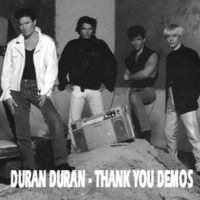 Duran duran Thank You demo FRONT