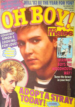 Oh boy magazine 1982 no.258 duran duran