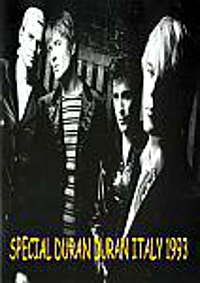 Duran duran all you need is now dvd