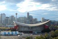 Pengrowth Saddledome, Calgary Scotiabank Saddledome wikipedia duran duran