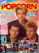 Popcorn (Germany) April 1987