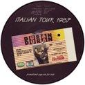Live italian tour 87 bootleg duran duran wikipedia milan discography 1