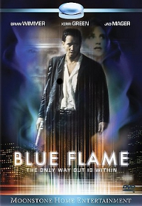 Blue flame film