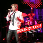 1b Recorded live at MGM Grand Foxwood Casino, Mashantucket, USA, December 12th, 2008. duran duran wikipedia romanduran artwork