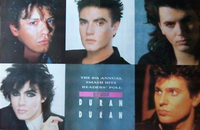 Poster 1985 duran duran discogs wikipedia live