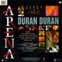 Arena usa LASER DISC · PIONEER ARTISTS · USA · PA-91-398 duran duran wikipedia 1