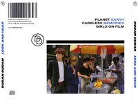 Duran duran DISCOGS discography discogs