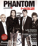 Duranasty scans phantom mag peru november 2008