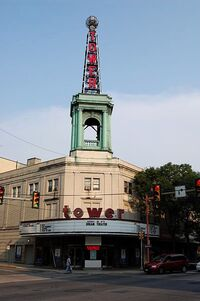The Tower Theater is located in Upper Darby, Pennsylvania wikipedia duran duran