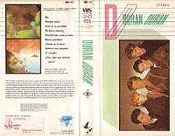 J VHS · BUELAX VIDEO · ARGENTINA · VMP 211 duran duran wikipedia