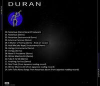 NOTORIOUS THE DEMO SESSIONS DURAN DURAN 1