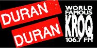 Duran duran 1993 KROQ 106.7 FM