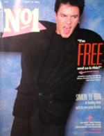 No 1 Pop Magazine Sep 1985 Simon LeBon Duran Duran
