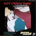 2 my own way japan EMS-17235 promo duran duran on twitter discogs song