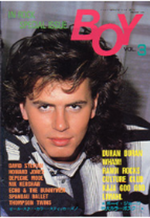 DURAN DURAN Boy (Vol.3 5 85) JAPAN Magazine discogs