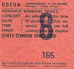 TICKET 1982-11-03 ticket-b