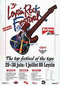 Leysin rock Festival wikipedia duran duran