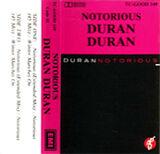 10 notorious song single cassette duran duran EMI · NEW ZEALAND · TC-GOOD 149 discography discogs wiki com