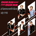 Duran duran at hammersmith odeon july 9 1981 bootleg wikipedia