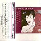 190 rio album duran duran wikipedia Capitol Records – 4XT-512211 usa cassette discography discogs song lyric wiki
