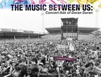 The Music Between Us Concert Ads of Duran Duran book wikipedia