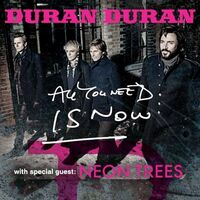 Duran Duran Neon Trees DURAN DURAN POSTER DISCOGS WIKIPEDIA