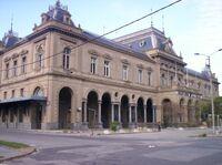 General Artigas Train Station in Montevideo WIKIPEDIA DURAN DURAN