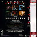 Arena LASER DISC · TOSHIBA EMI-PMI · JAPAN · L088-1037 wikipedia duran duran 1