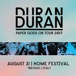 Paper Gods On Tour - Treviso duran duran wikipedia music com frieda billingham
