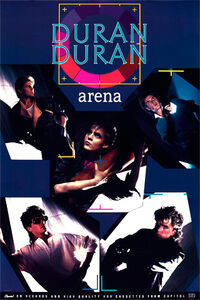 Poster DD 1984 arena