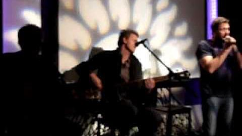 Duran Duran - Alice Radio Acoustic Lounge - April.15.2011 - Hungry Like The Wolf