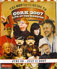 The hotpress guide to cork 2007 live at the marquee duran duran the who
