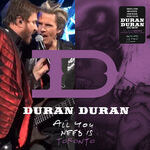 1 Recorded live at Air Canda Centre, Toronto, ON, Canada, October 27th, 2011. duran duran look at stubs ticket discogs wikia air canada