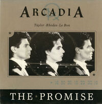 216 the promise single song duran duran wikipedia arcadia Parlophone – 1C 016 20 1005 7 discography discogs lyric wiki