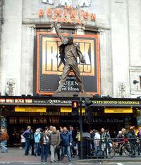 Dominion Theatre wikipedia duran duran