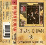156 seven and the ragged tiger album duran duran CAPITOL · USA · 4XT-12310 discography discogs lyric wiki
