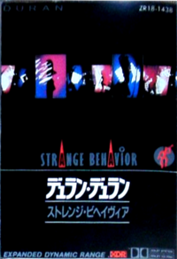 31 strange behaviour cassette single japan ZR18-1438 duran duran discography discogs wikipedia