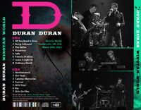1 duran duran concert review Recorded live at Winstar World, Thackerville, OK, USA, March 18th, 2011.