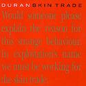 309 skin trade single ukTRADE X 1 duran duran band discography discogs wikipedia