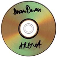 Arena test pressing DVD · EMI · UK · 5994349-1 wikipedia duran duran
