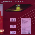 101 rio album duran duran wikipedia Capitol Records – ST-512211, Columbia House discography discogs lyric wiki 1