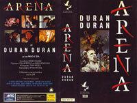 Greece VHS · MTC VIDEO-PMI-EMI · GREECE · MTC 037 arena video duran duran wikipedia