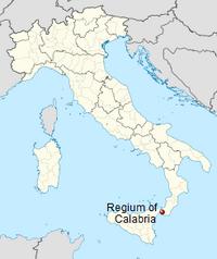 Reggio Calabria wikipedia duran duran