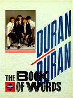 Duran-Duran-The-Book-Of-Words