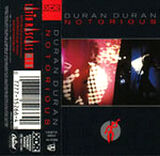 12 notorious song single cassette duran duran CAPITOL · USA · 4V-15266 discography discogs wiki com